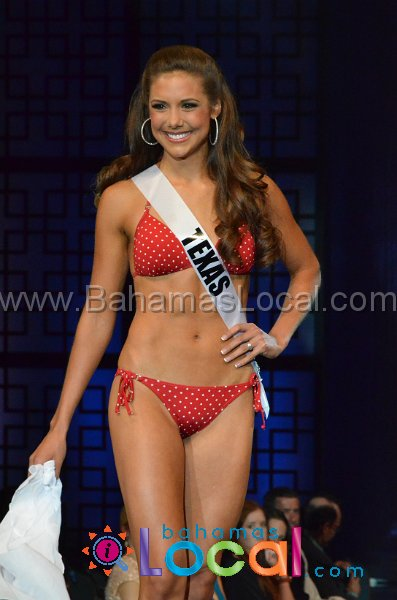 Miss Teen Usa Preliminary Competition In Nassau Bahamas