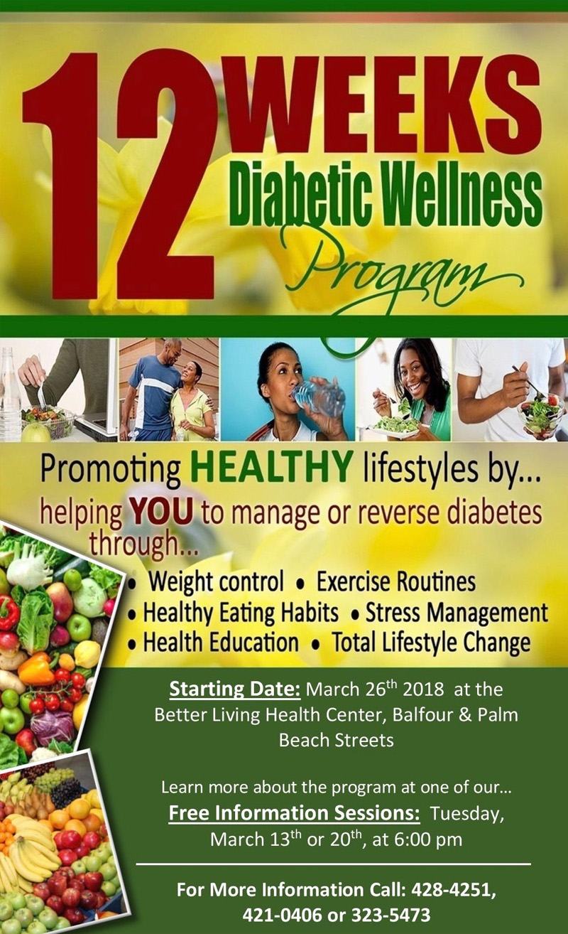 12 Week Diabetic Wellness