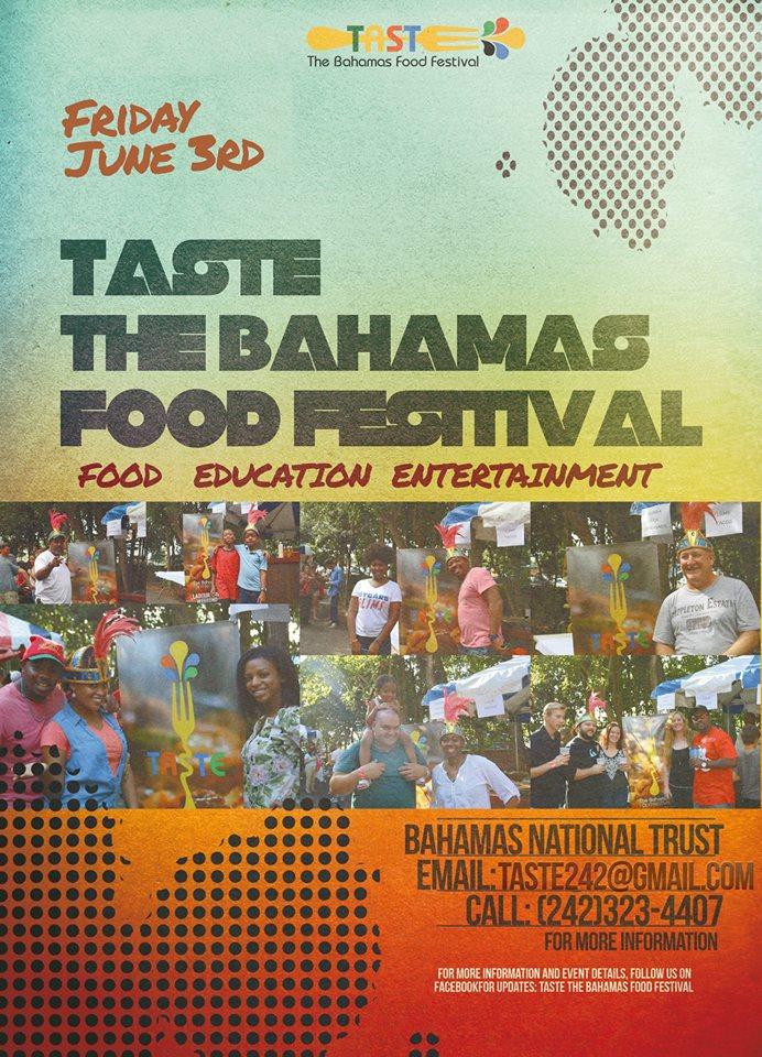 Taste The Bahamas Food Festival