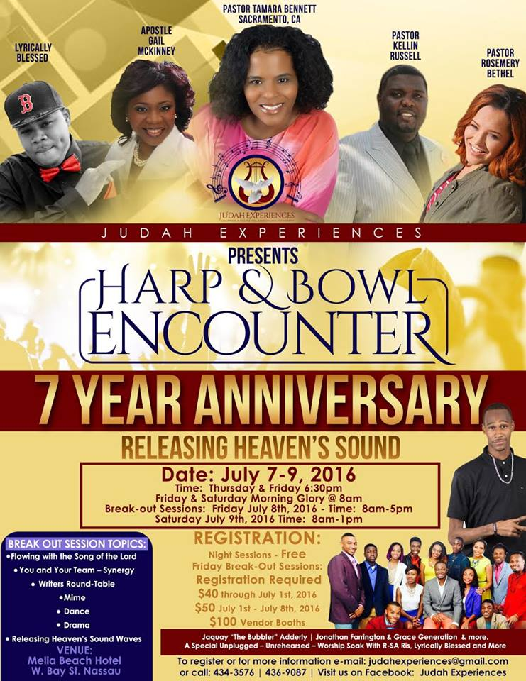 Harp & Bowl Encounter