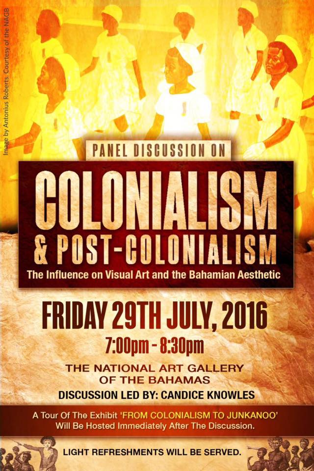 Colonialism & Post-Colonialism Panel Discussion