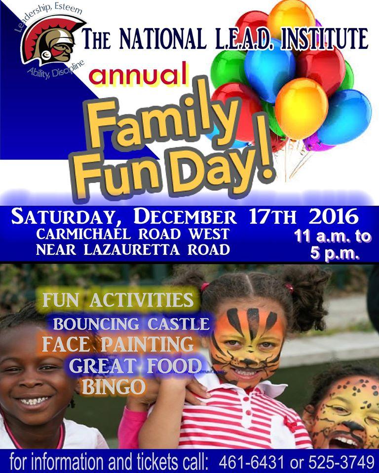 The LEAD Institute Annual Family Fun Day