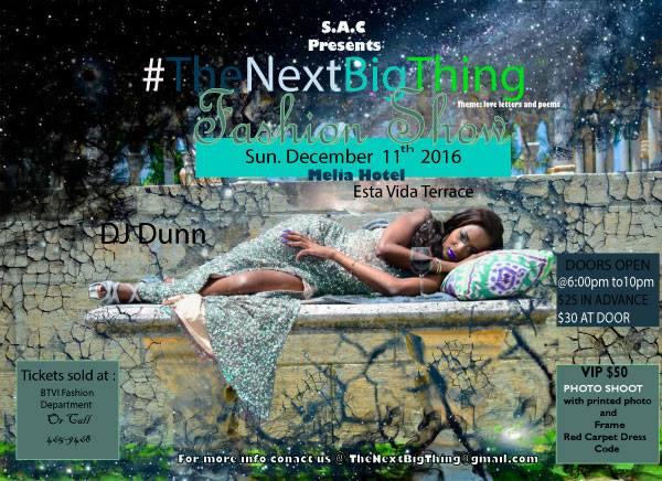Next Big Thing|Fashion Show