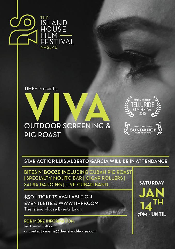 VIVA | Outdoor Screening and Pig Roast