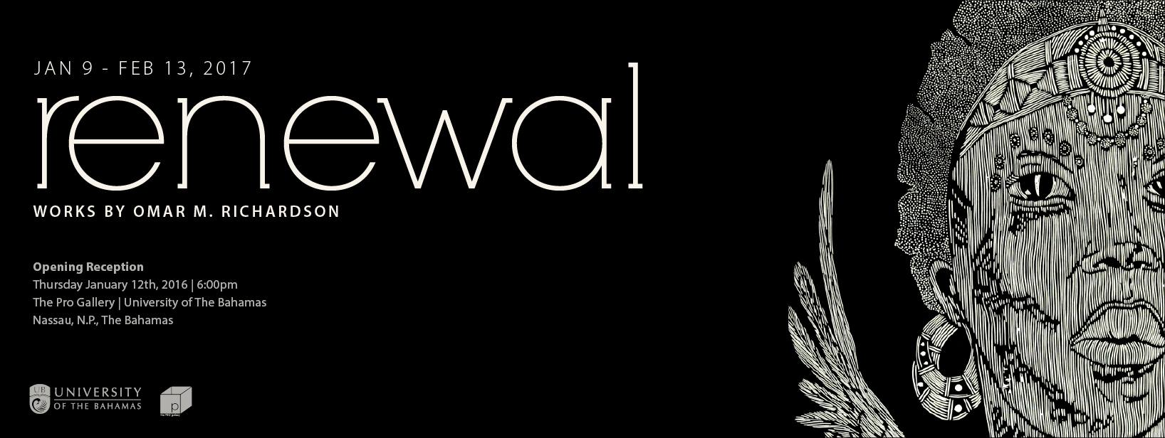 Renewal | Art Exhibit