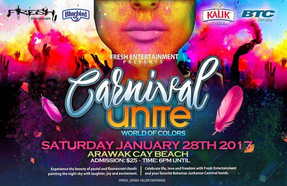 Carnival Unite | World of Colors