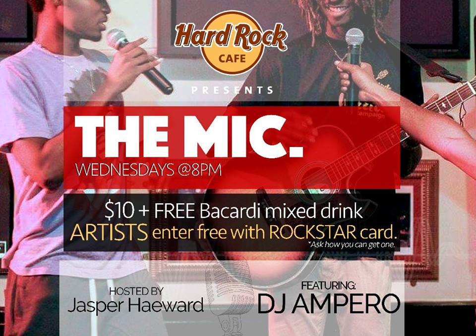 The Mic at Hard Rock Cafe