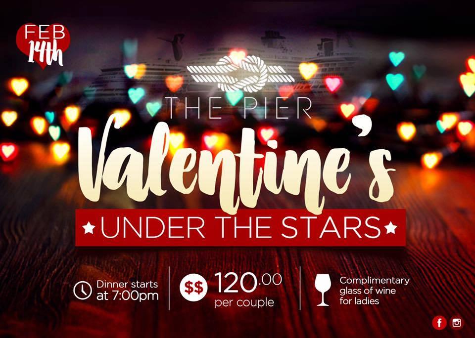 The Pier | Valentine's Under The Stars