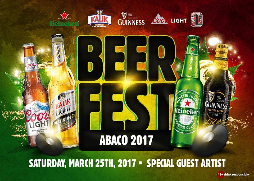 BEER FEST ABACO 2017