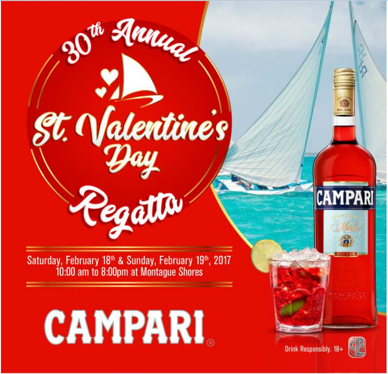 30th Annual St. Valentine's Day Regatta
