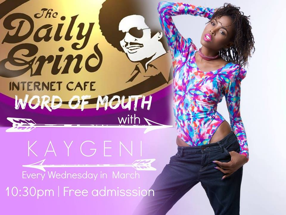 Word of Mouth with Kaygeni