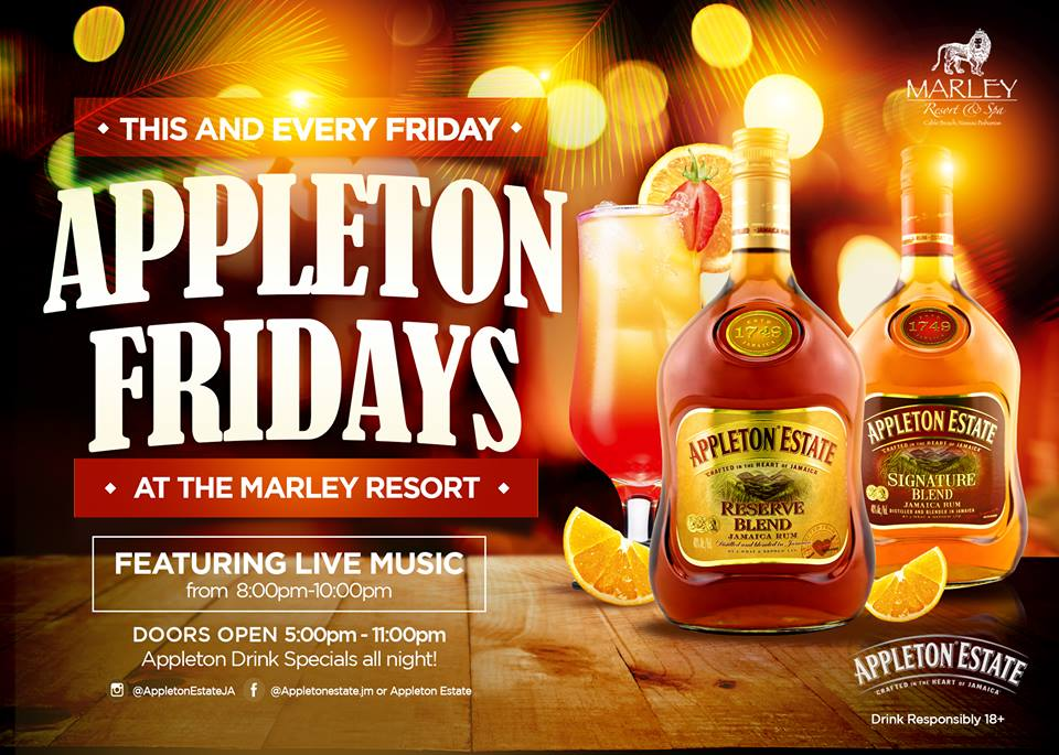Appleton Fridays at The Marley Resort