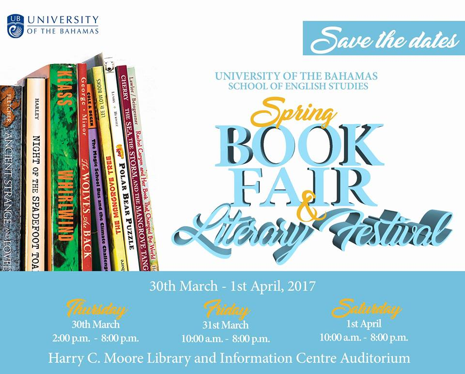 UB Spring Book Fair and Literary Festival