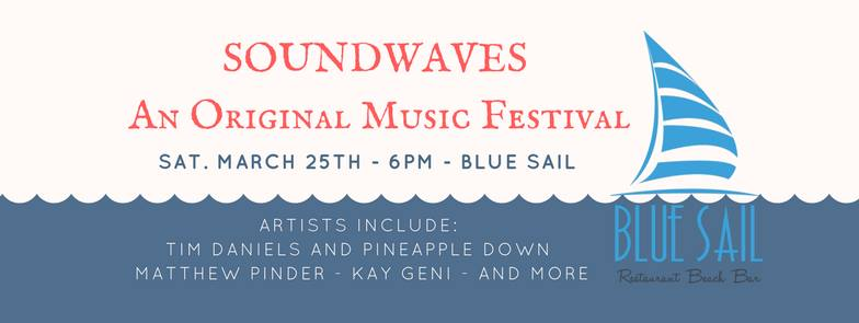 SOUNDWAVES | An Original Music Festival