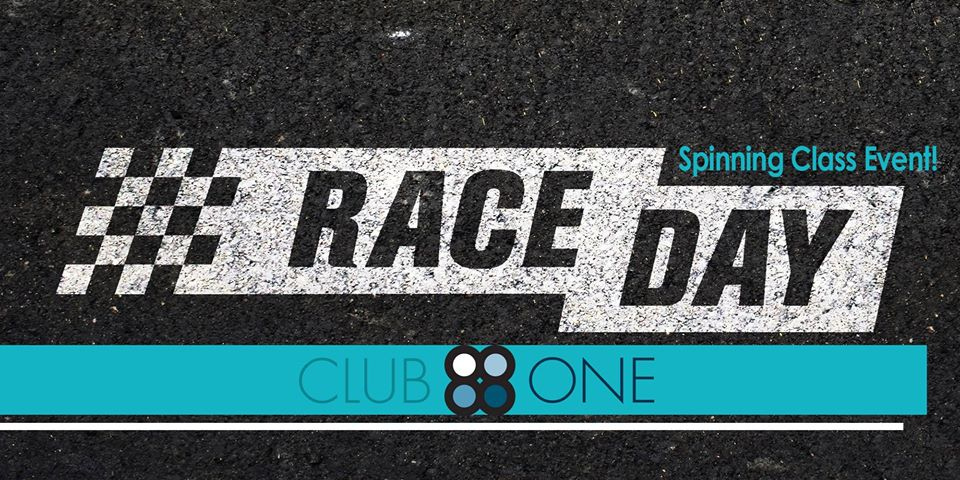 Race Day Spinning Class