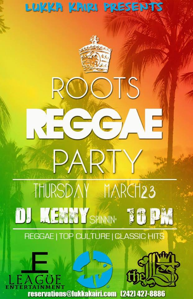 Roots Reggae Party at Lukka Cairi