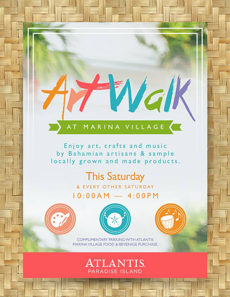 Art Walk at Marina Village