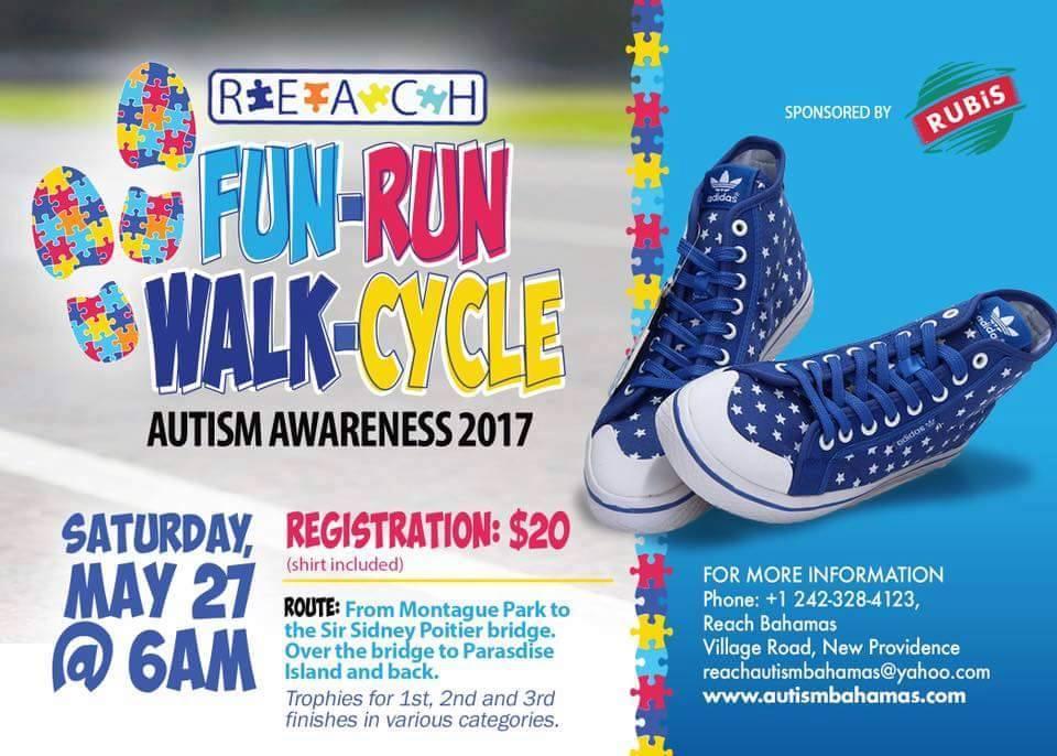 REACH Fun Run Walk Cycle