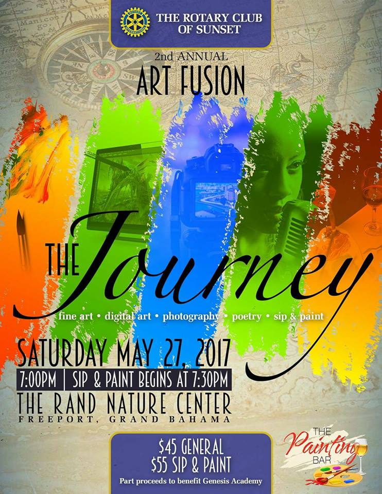 2nd Annual Art Fusion | The Journey