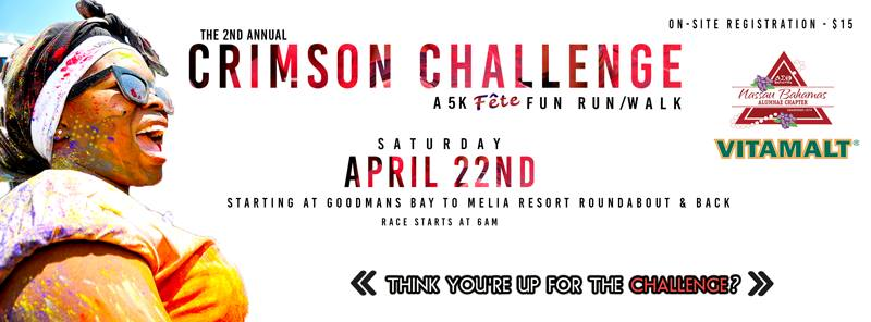 2nd Annual Crimson Challenge