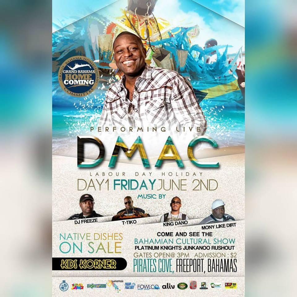 Grand Bahama Homecoming 2017 | Day 1