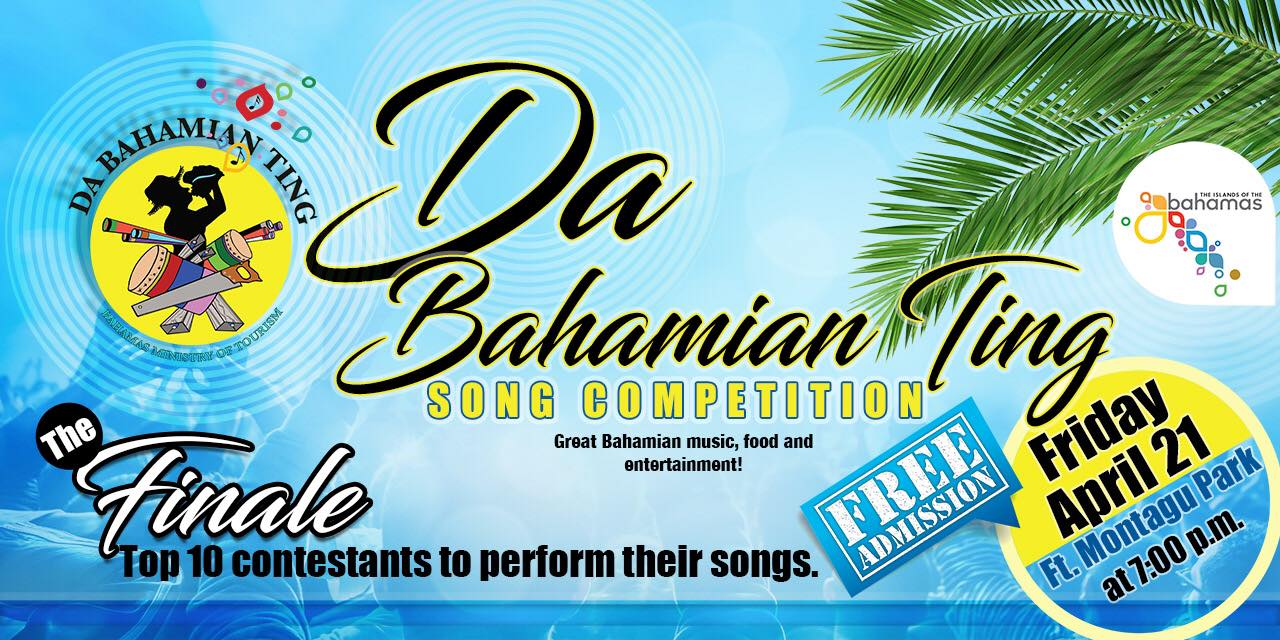 Da Bahamian Ting Song Competition