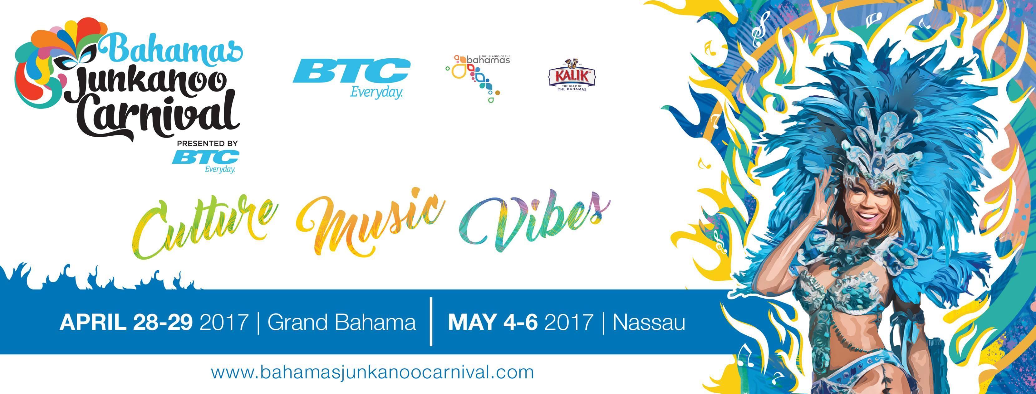 Bahamas Junkanoo Carnival 2017