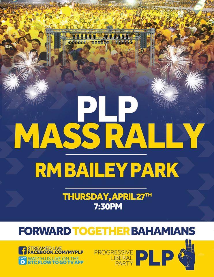 PLP Mass Rally