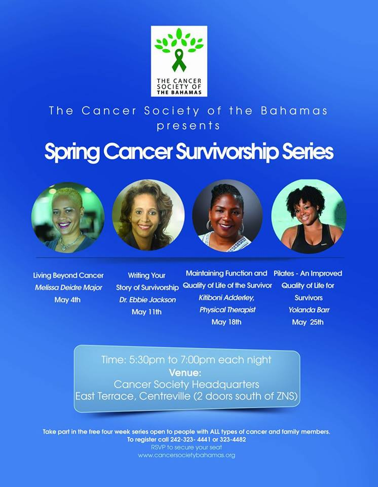 Spring Cancer Survivorship Series