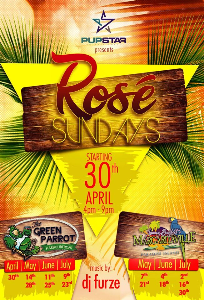 Rose Sundays with DJ Furze