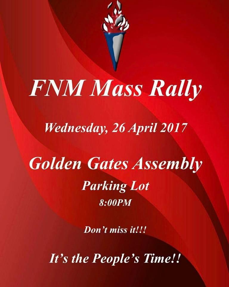 FNM Mass Rally
