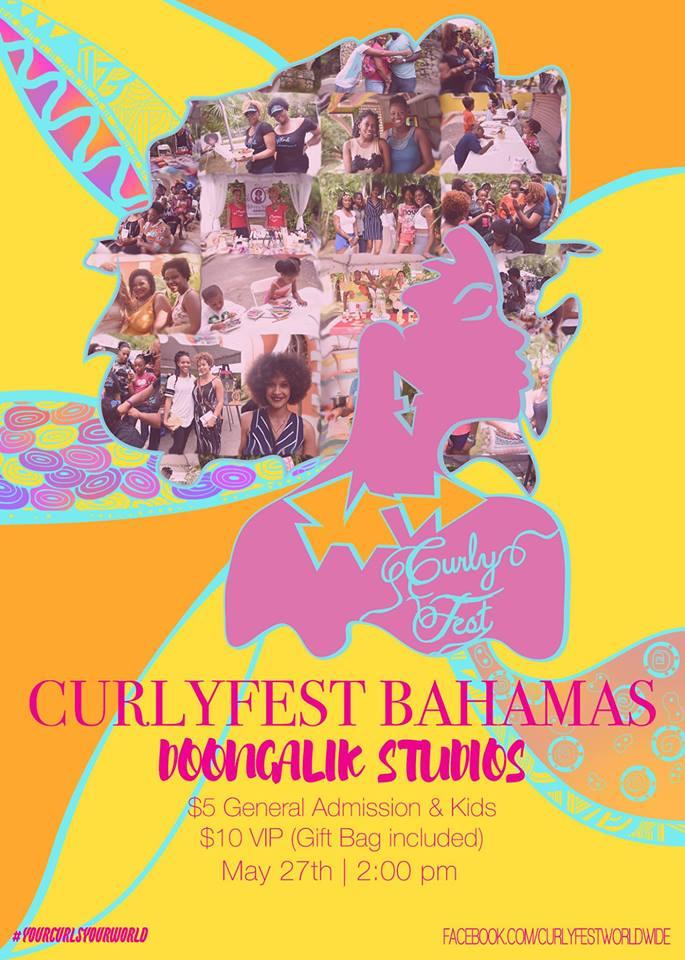 Curly Fest Bahamas 2017