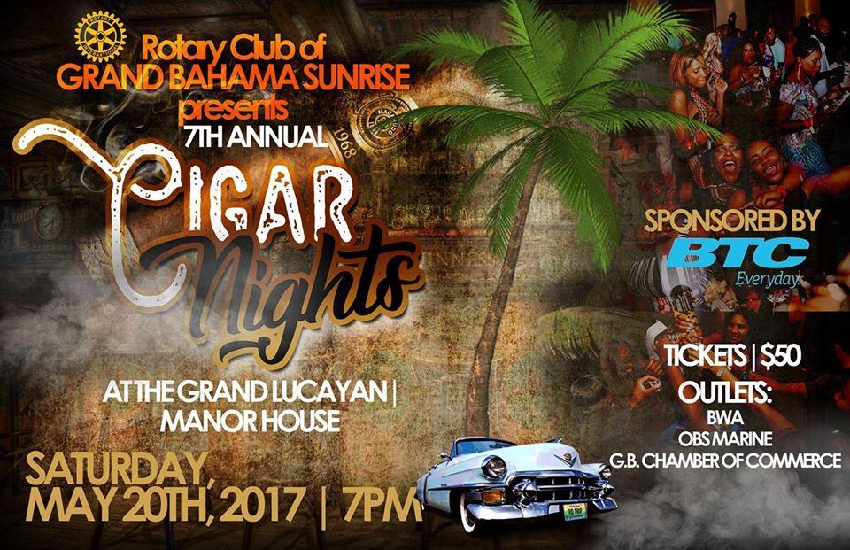 7th Annual Cigar Nights