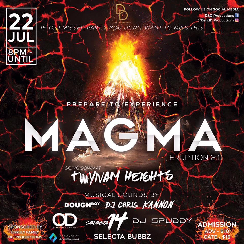 MAGMA Eruption 2.0