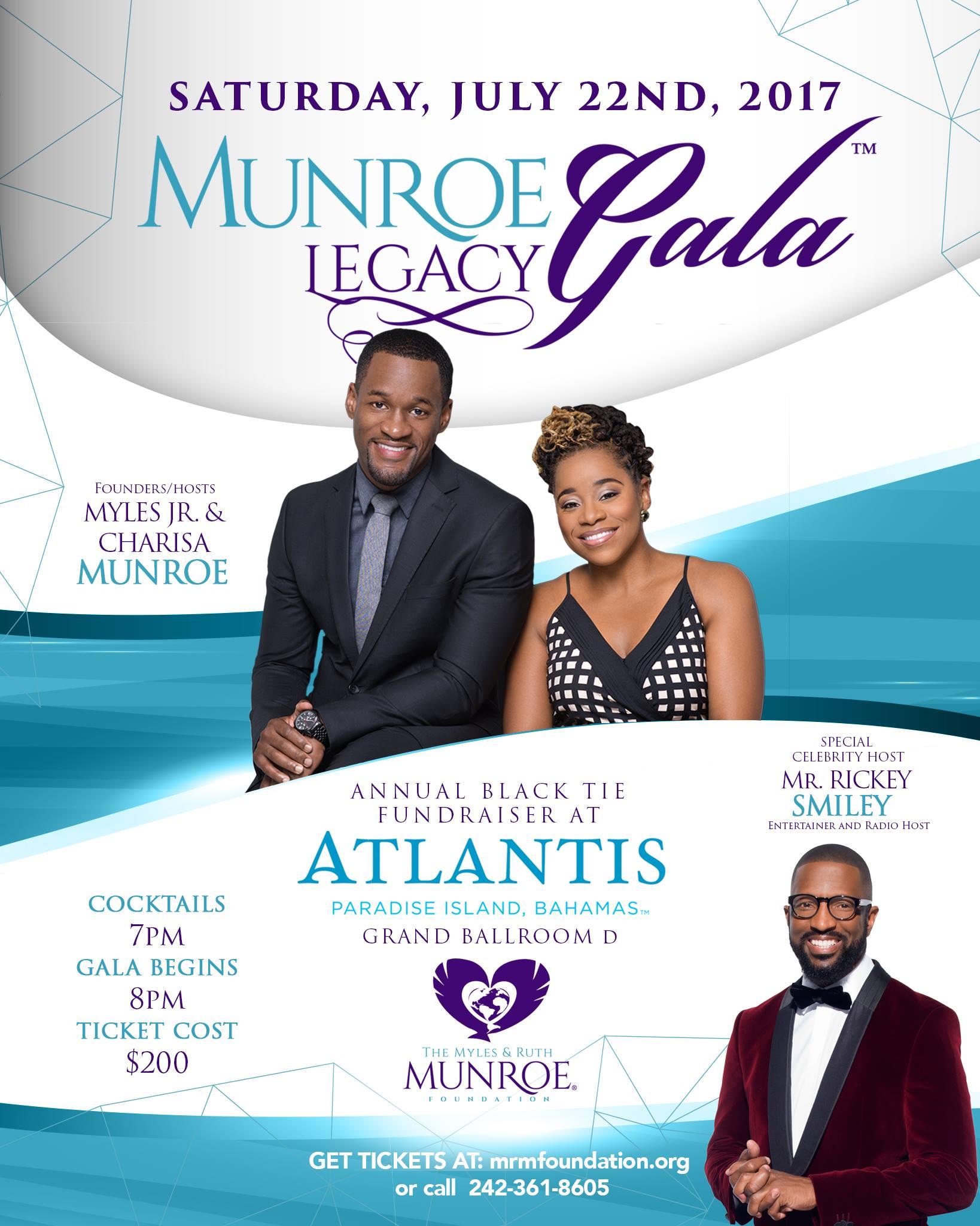 Munroe Legacy Gala