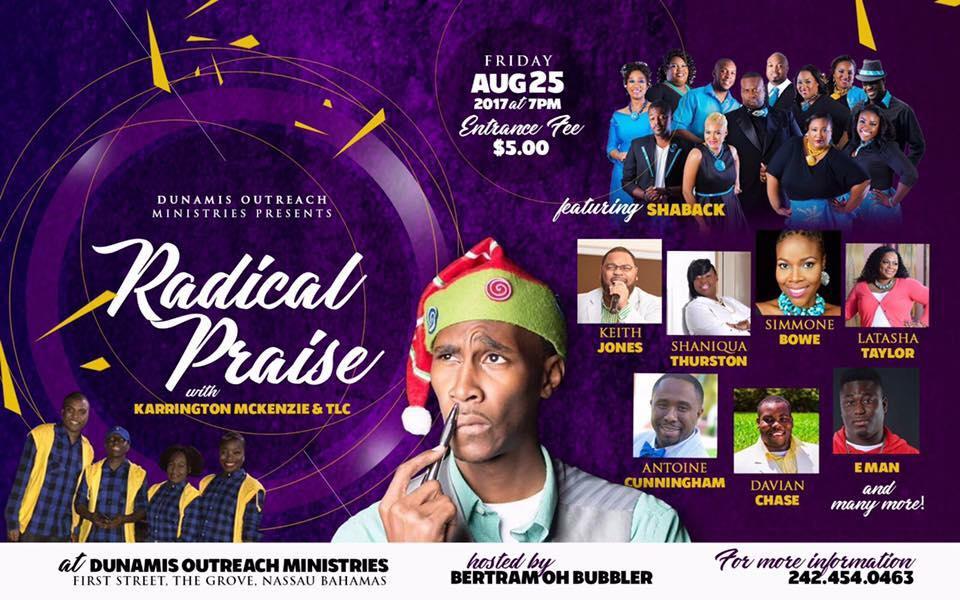 Radical Praise with Karrington McKenzie and TLC