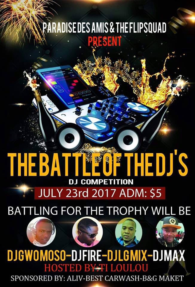 The Battle of the DJs