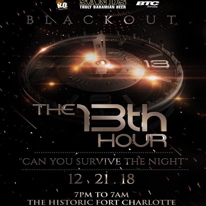 The Black Out-13th Hour