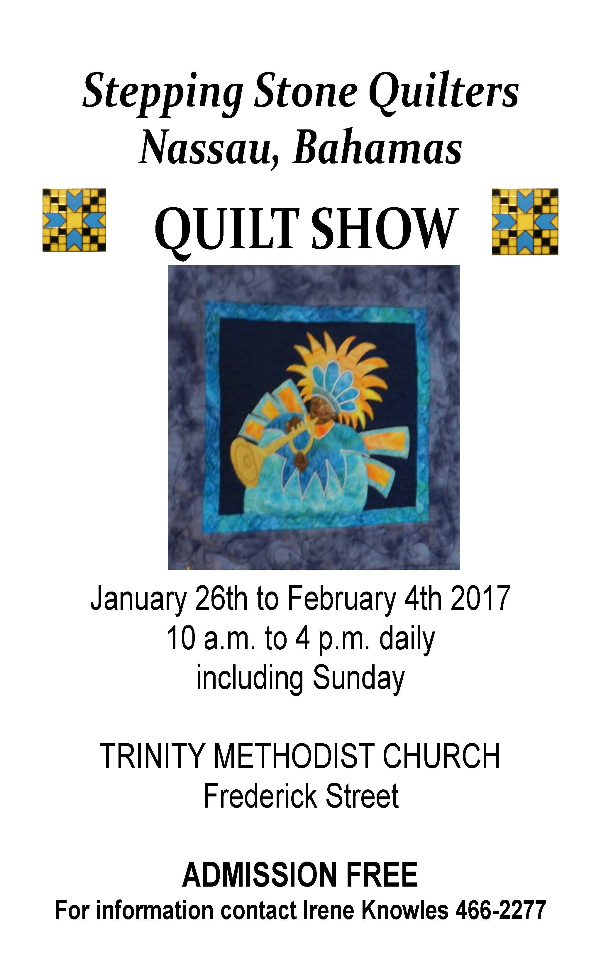 Stepping Stone Quilt Show