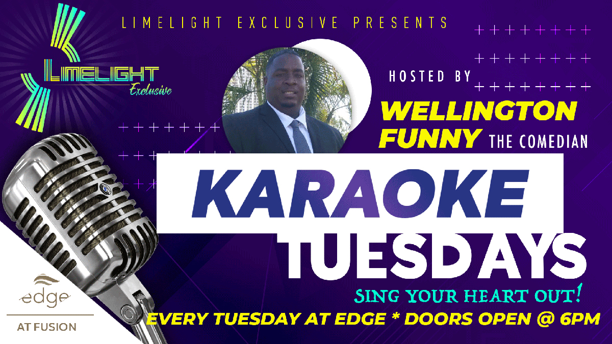 Karaoke Tuesdays At Fusion Superplex