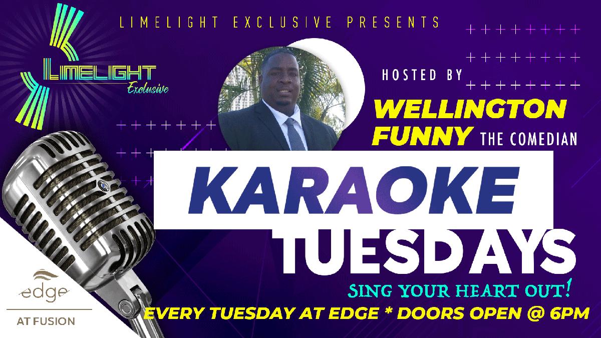 FUSION SUPERPLEX Karaoke Tuesdays