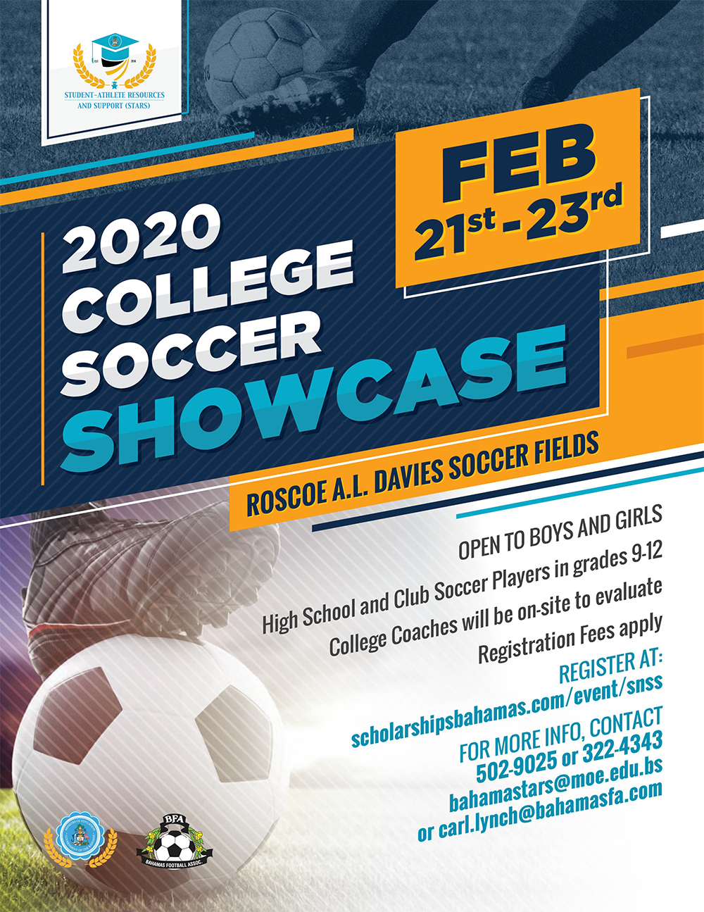 2020 College Soccer Showcase