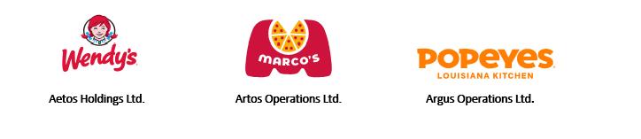 Aetos Holdings logos