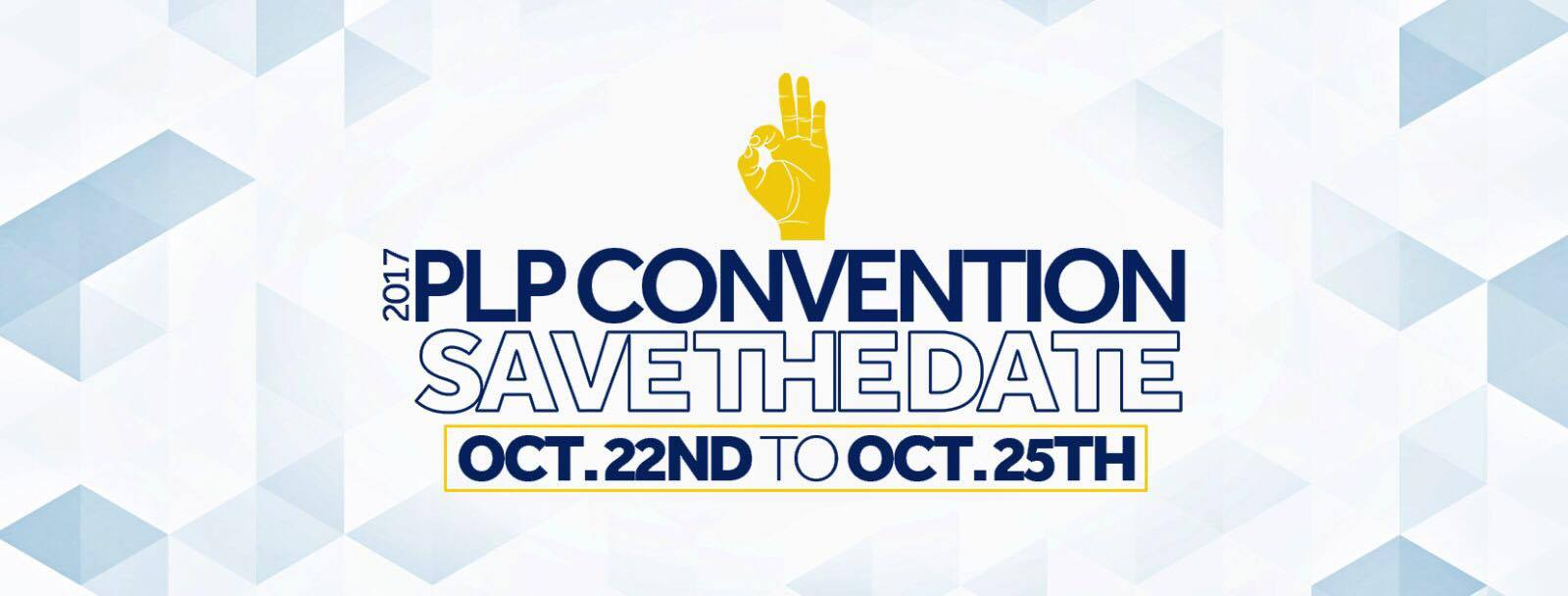 2017 PLP Convention