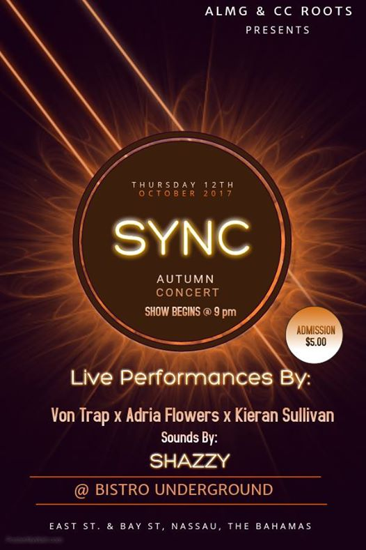 SYNC Autumn Concert
