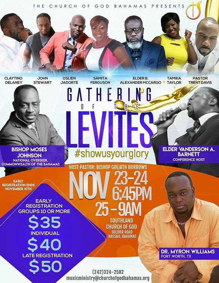 Gathering of the Levites