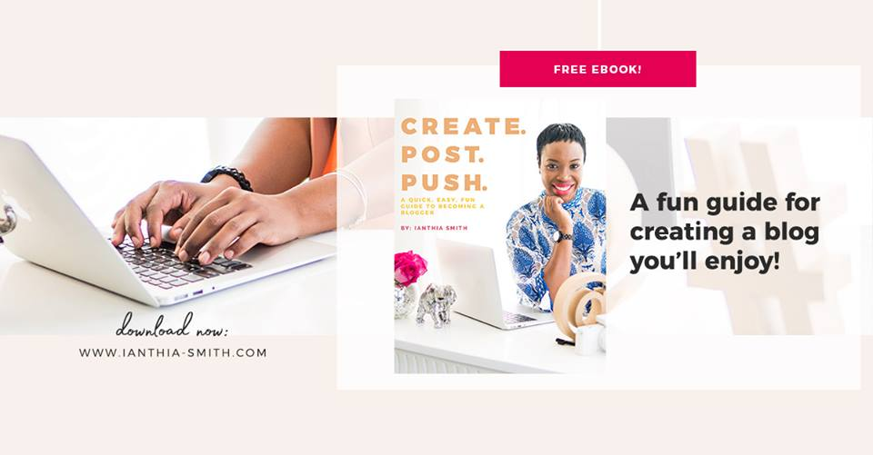 Create.Post.Push. eBook Launch and Networking Mixer