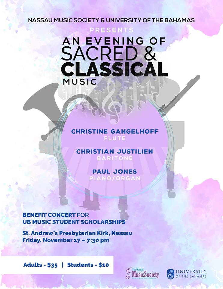 An Evening of Sacred and Classical Music