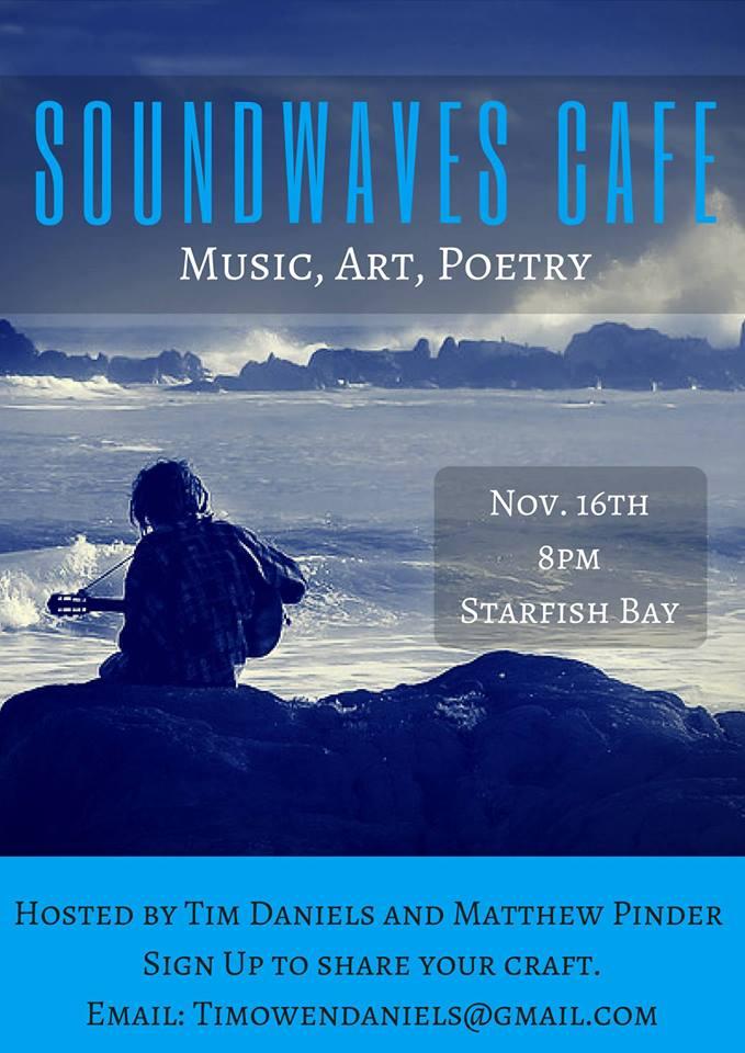 Soundwaves Cafe at Starfish Bay