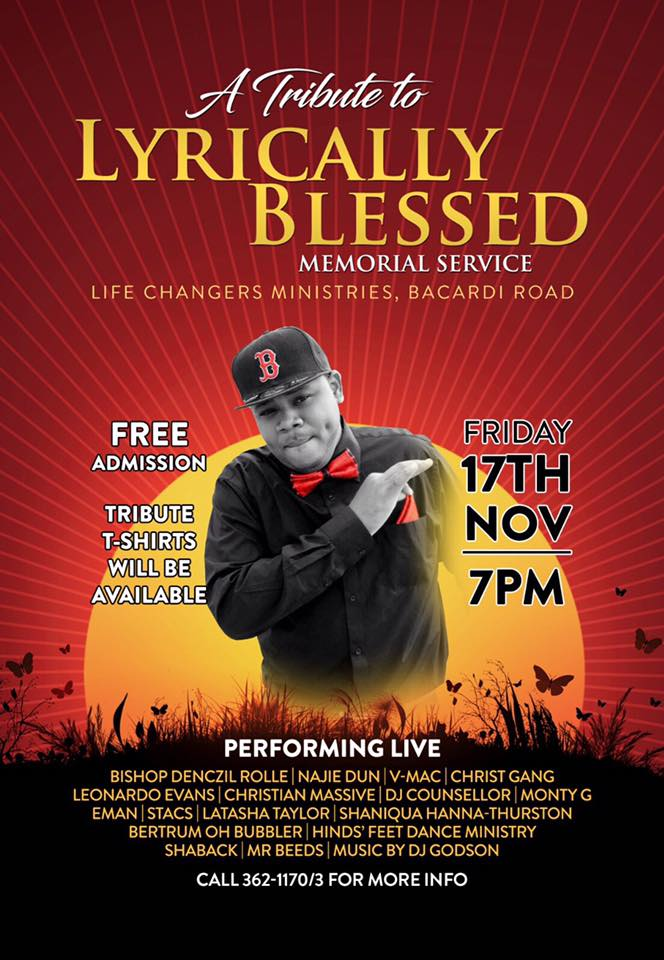 A Tribute to Lyrically Blessed Memorial Service